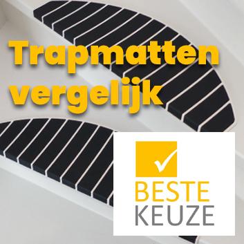 Beste Trapmatten (trapmaantjes) vergelijkend onderzoek - Trapmatten XP-06