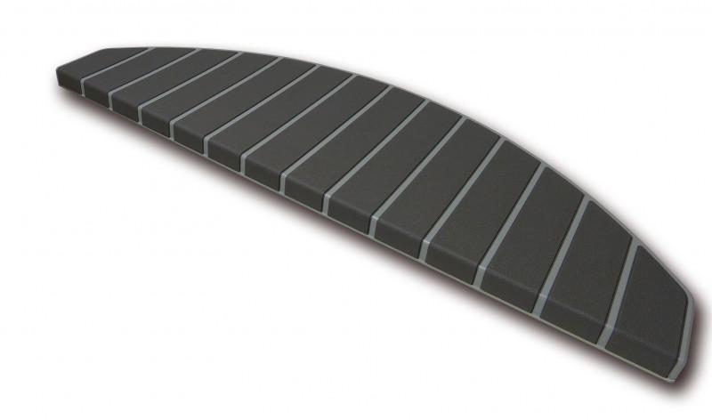 Trapmat Dusty Grey - Antraciet